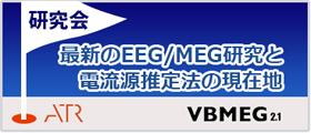 研究会:最新のEEG/MEG研究と電流源推定法の現在地